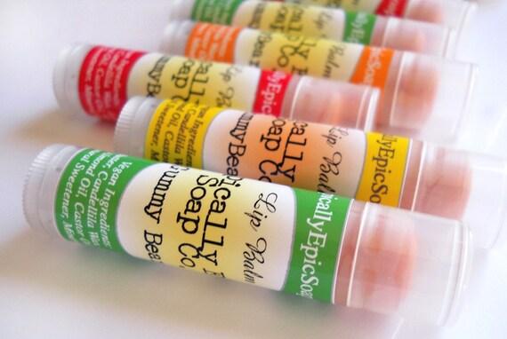 Gummy Bears Epic Vegan Lip Balm