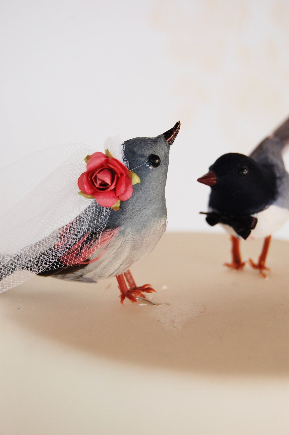 love wedding cake toppers