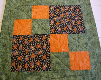 Fall Table Quilt  CLEARANCE