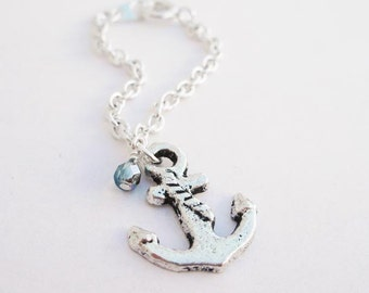 Blythe Necklace - ANCHORS AWAY