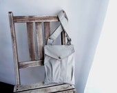 The CLAIRE Enveloppe cross-body - in grey