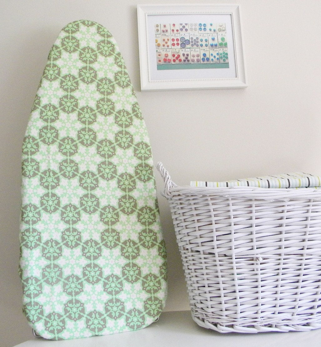 tabletop ironing board cover in mosaic. Black Bedroom Furniture Sets. Home Design Ideas