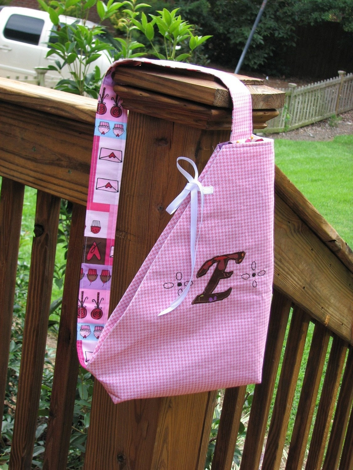 The Ellen Bag Sling Bag Pattern