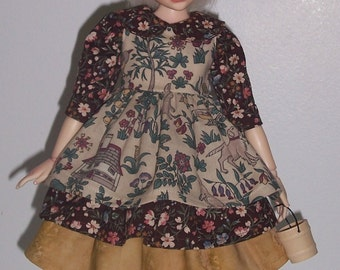 "OOAK fashion set for 12"" creedy BJD  super dollfie girls"