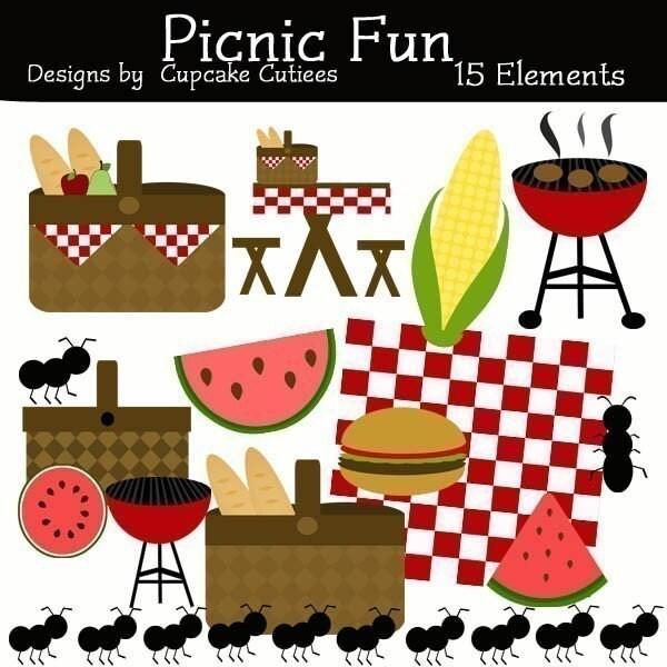 family picnic clipart - photo #33