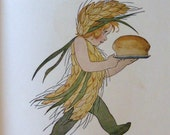 Mother Earth's Children - Penny Ross - Elizabeth Gordon -  1930's reprinting - ON SALE