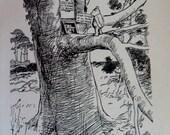 Winnie-The-Pooh - 1928 edition - AA Milne