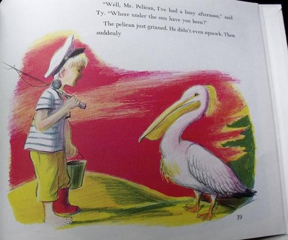 Come Again, Pelican - Don Freeman - Excellent condition - Mid-1960s copy - Uncommon