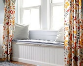 Add BLACKOUT or Cotton LINING to Your Window Panels or Curtains