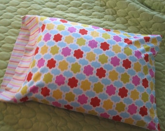 Pillowcase Toddler, Standard Adult or King Size