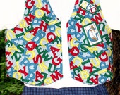 Girls Culottes and Vest Set Size 10