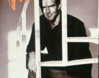 Vintage Andy Warhol's Intrview Magazine, DENNIS QUAID June, 1989