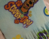 Five Buck Fleece Scarf Blow Out Only at SylMarCreations!  Scooby Doo Winter  Fleece Scarf
