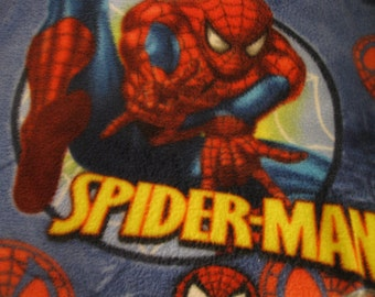 500+ Scarf Prints at SylMarCreations! * Spiderman  Winter Fleece Scarf The Avengers Marvel