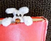Fuzzy Dog Bookmark