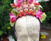 RESERVED for smcnish:  Ultra Super Duper Deluxe Balinese Style Head Job - Headband