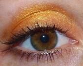 CANDY CORN Eyeshadow -  Beautiful Shimmery Pastel Orange - Loose Mineral Makeup - Vegan Friendly - 5g Jar