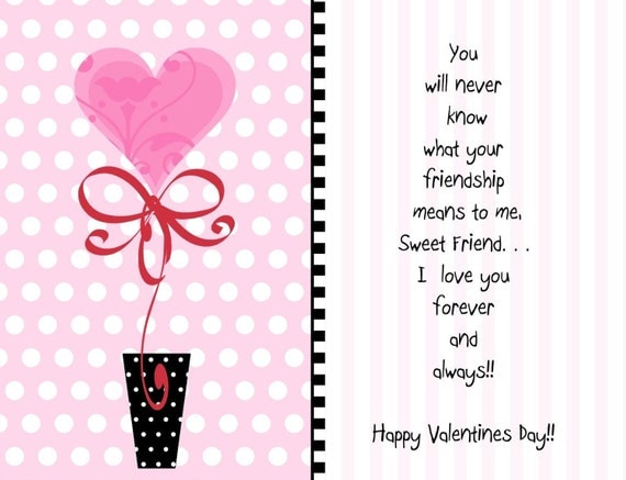 Items similar to Valentine note cards custom valentine notes – Valentine Note Cards
