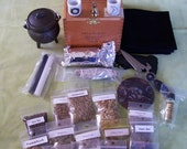 Wicca Altar Kit Plus Witchcraft Wiccan Pagan Druid