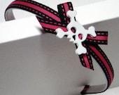 Sickly Pink Headband