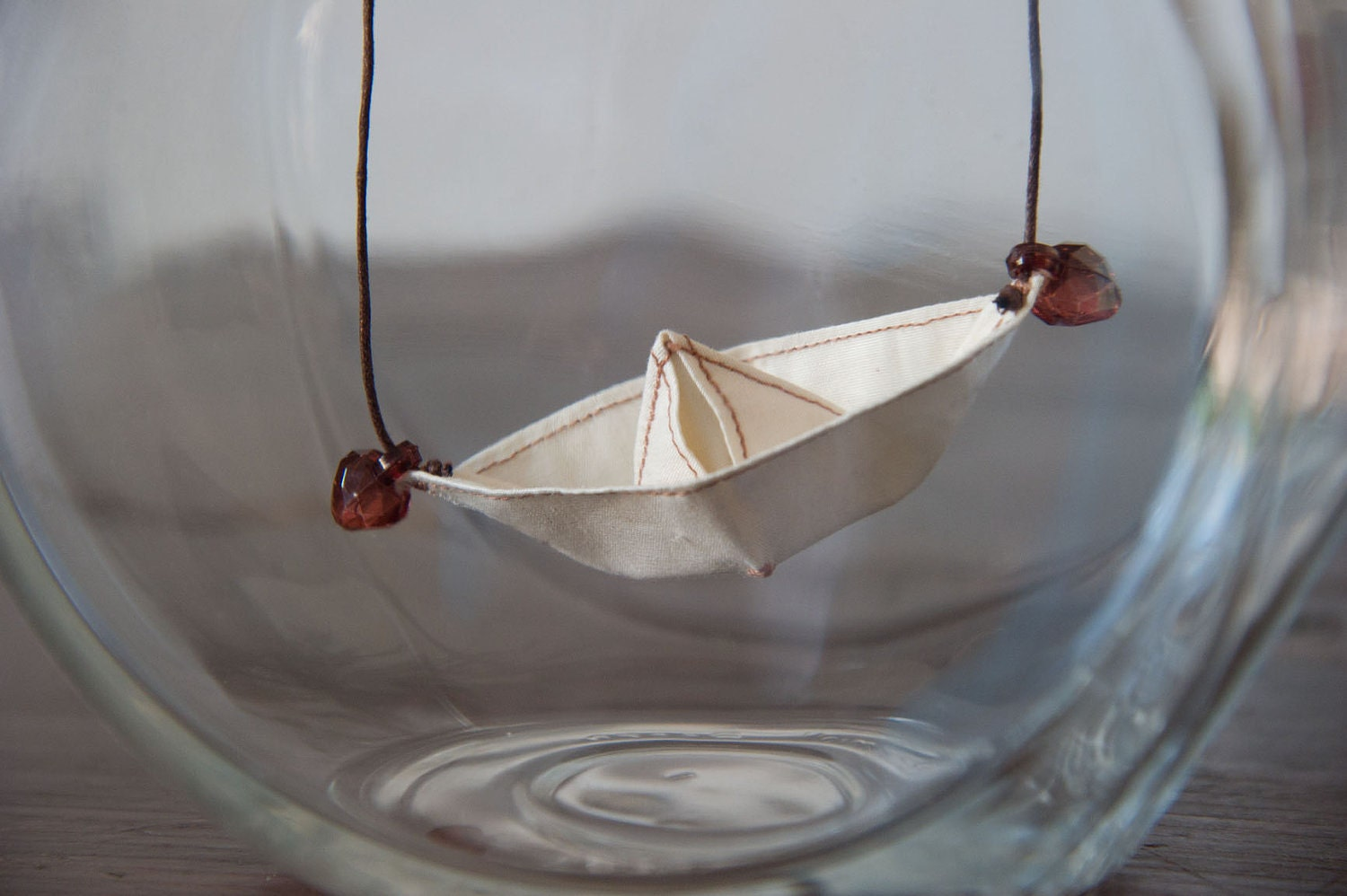 Order a paper boat