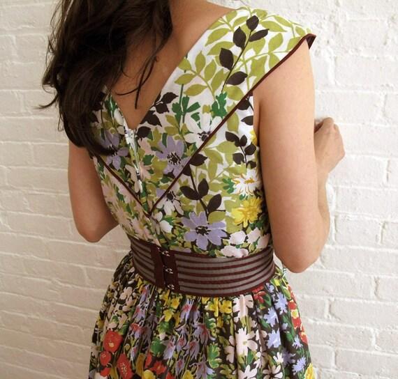 custom tea dress...