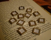 Mini Photo Frame Charms
