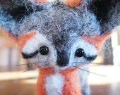 Ran-free the felted fox