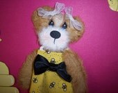 Cute as can BEE Paper Piecing Boutique Tear Bear TPAB