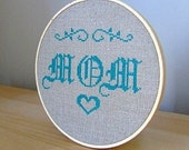 Mom Cross Stitch