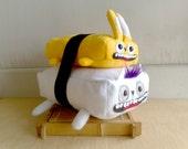 Rabbit Tamago Sushi cat ( bigger size )
