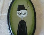 Little Eerie Elmer - Portrait