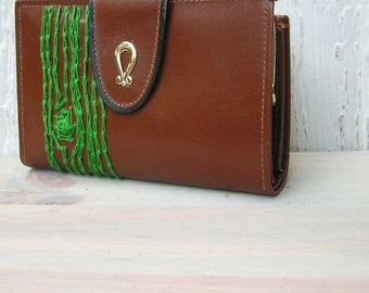 green tree wallet
