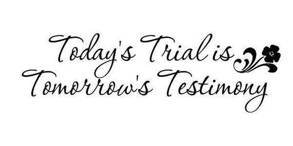How to write a 3 minute christian testimony