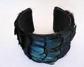 WONDERLAND- Feather Cuff/Bracelet