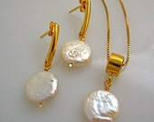 Nori Necklace and Earring Set