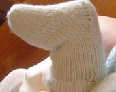 Baby Sock Knitting Pattern PDF