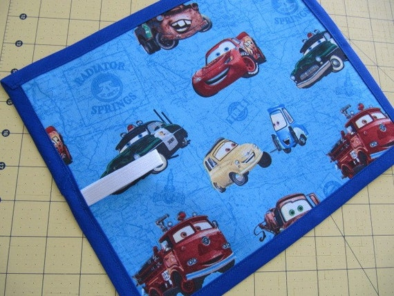 Custom listing Disney Cars and Ariel TRAVEL chalkboard mat placemats for Mollie  (a)