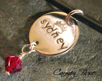 Custom Princess Necklace by Carmen Bowe
