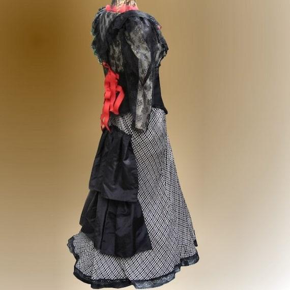 Mrs. Lovett Costume Sweeney Todd Custom