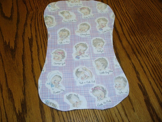 Baby Burp Cloth With Funny Expression Saying: Items Similar To Baby Burp Cloth With Cute Baby Sayings On