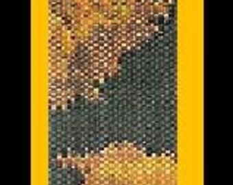 Daffodils - PDF Beadweaving Pattern