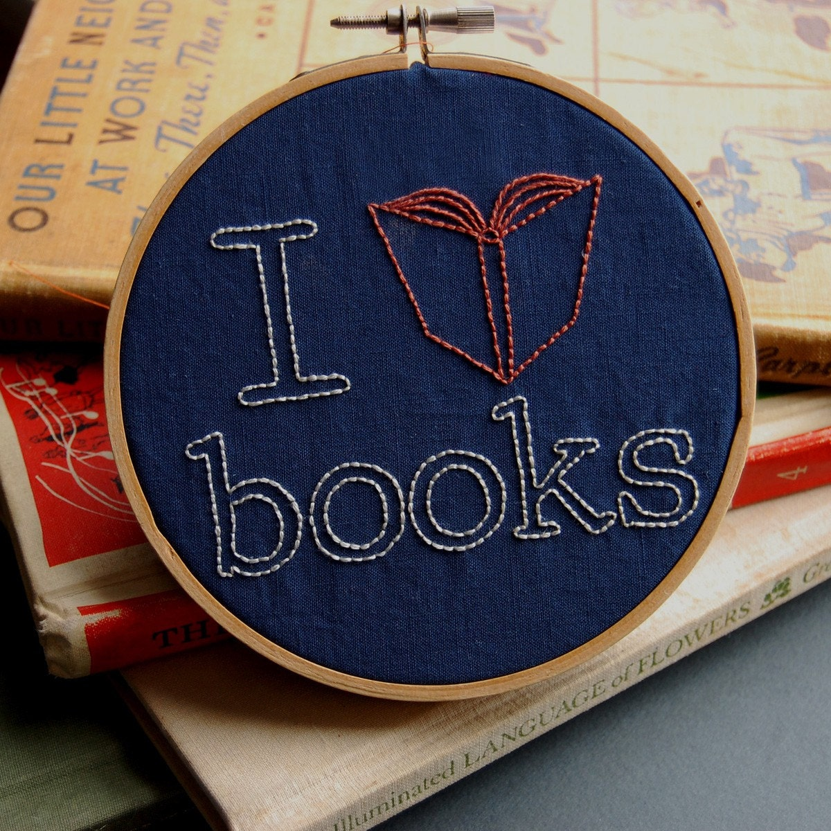 Favorite Old Embroidery Books Free for Downloading