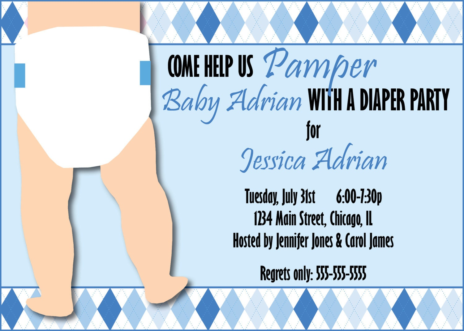 Meet The Baby Party Invitation Wording for great invitation template