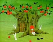 My Apple Tree House