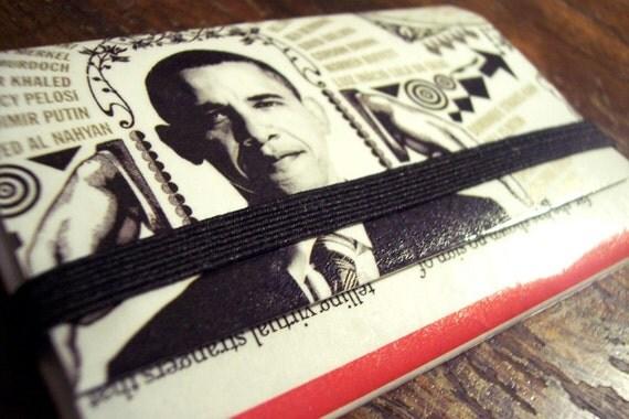 Obama Wallet or Card Holder