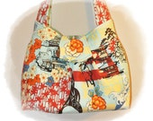 FREE Shipping USA Canada - TOOTLES Alexander Henry Koto Sassy Sling Boutique Bag - - - (Ready to Ship)