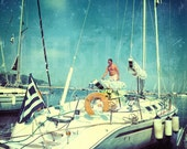 rezerve listing-Sail to Paradise - TTV Fine Art Photography - 3 Prints triptych - YOU PAY only TWO  AND THE THIRD IS FREE GIFT