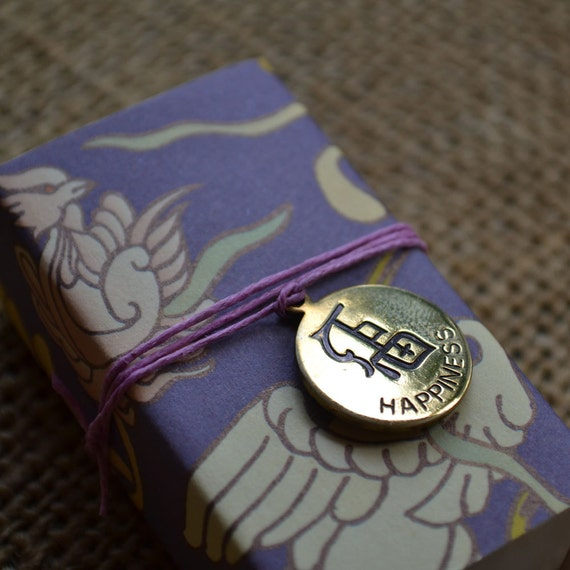 Birds of Sorrow Message Box (wishing you happiness)