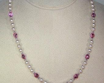 Swarovski  Pearl & Crystal Bridal Jewelry - Any Colors - Bride, Bridesmaid, Maid of Honor